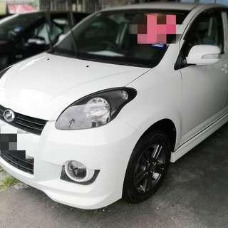 Perodua Myvi 1.3SE(A) 2010