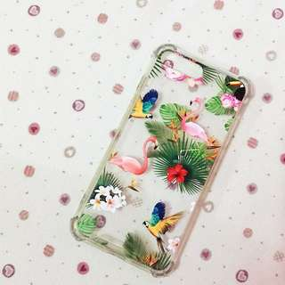 Flamingo case for IPHONE 7+