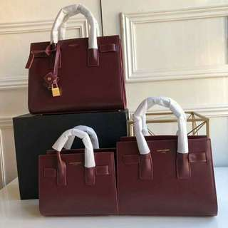 YSL Sac De Jour Bag (Small / Medium / Large)