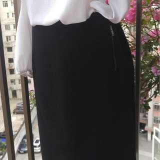 (20%OFF) Celine Wool Skirt