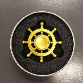 Pirate Ship Steering Wheel Fidget Spinner