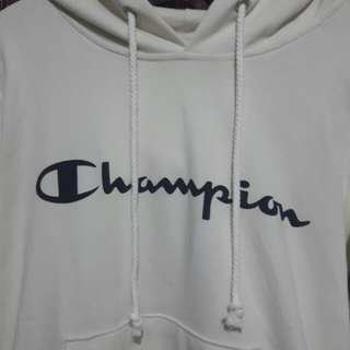 Champion Script Hoodie