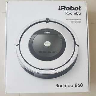 Robotic Vacuum Cleaner Roomba 860