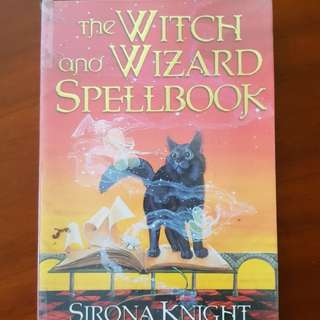 The witch and wizard's spellbook