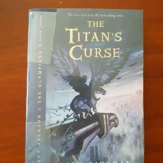 PJ: Titan's Curse