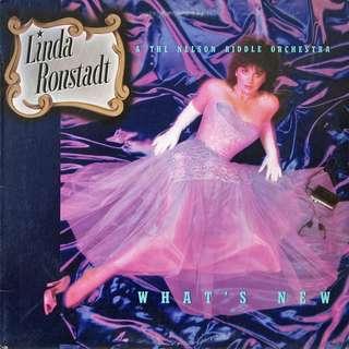 Linda Ronstadt, vinyl LP
