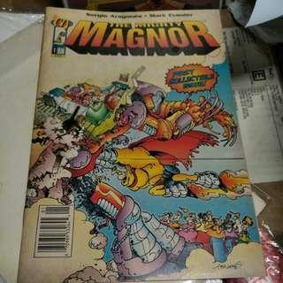 Malibu Comics not marvel not DC not dark horse comics