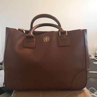 Tory Burch Robinson Tote with strap