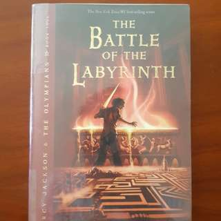 PJ: The Battle of the Labyrinth