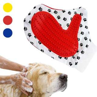 (instock) pet grooming brush