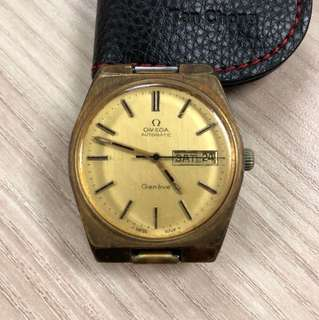 Omega Automatic Genève Swiss Made