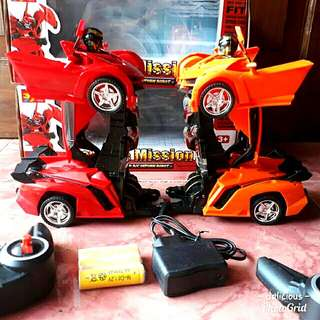 Mobil robot remote control