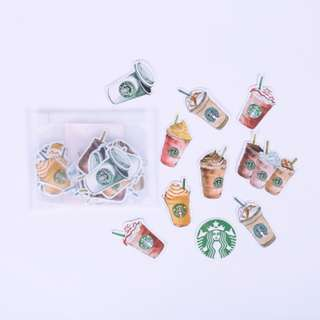 Sticker (Starbucks) (Ref No.: 090)