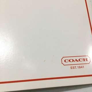 Authentic Coach Paper Box