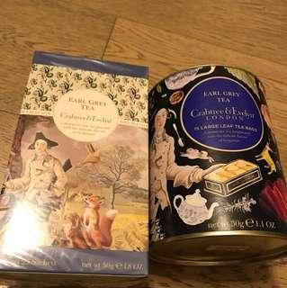 [全新低放] 英國製造 earl grey high tea 伯爵茶 紅茶黑茶 抗養化 共40包