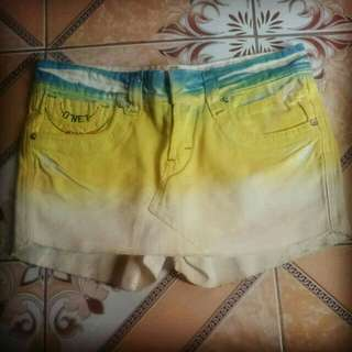 Pant Skirt Jeans O'net Premium