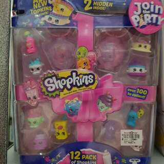 Shopkins Join the Party