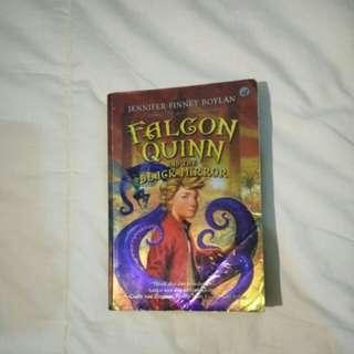 Falcon Quinn and The Black Mirror (Fantasy Novel)