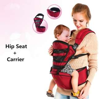 Baby carrier + heapseat