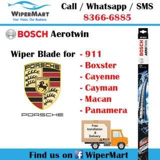 PORSCHE Car wiper