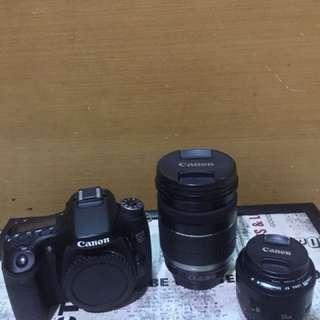 Canon EOS 70D lensa kit 18-200