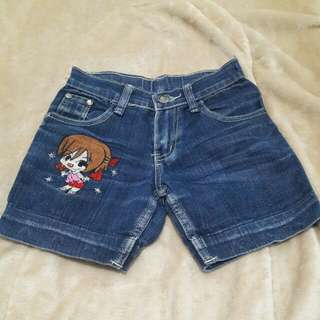 Maong short for 6to8 yrs old