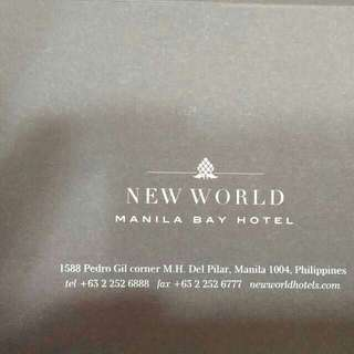 AG New World Manila