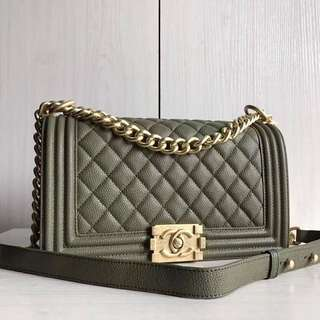 Chanel Boy Medium size 25cm