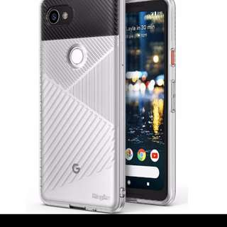 Pixel 2 xl ringke bezel clear case