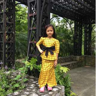 Alisha Baju Kurung