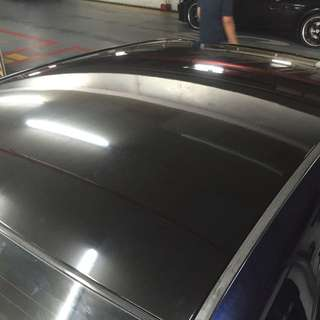 PROMO! High gloss roof wrapping service