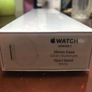 Apple Watch series 1 38mm white