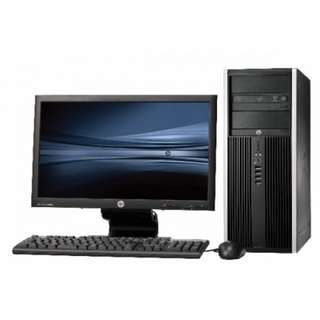 FAST DEAL!!! HP 8200 WITH FREE MONITOR