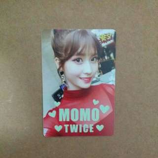 《Yes》29th yescard - Twice Momo 夜光 #2904(L)