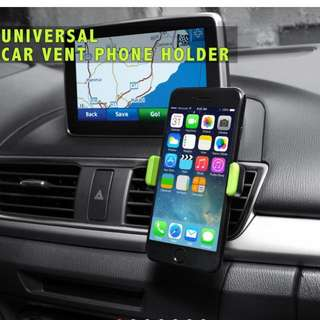 Universal Car Vent Phone Holder