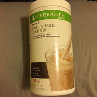 Herballife Cookies 'n Cream 蛋白素