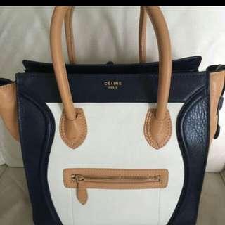 Celine Tricolor Bag premium