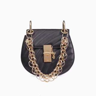 Chloe Black Bijou Bag