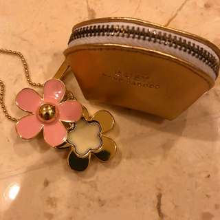 NEW Daisy by Marc Jacobs 0.75g Solid Perfume Necklace