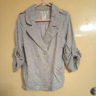 b+ab 女裝灰色上衣外套