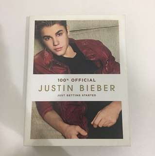 Justin Bieber's Biography