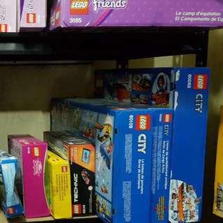 Preview: Lego Assorted Princess, Friends, City