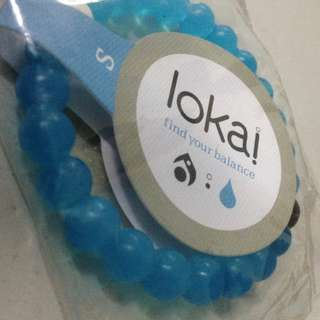 New Original/Authentic Ocean Blue Lokai Bracelets