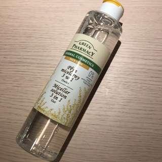 🚚 草本肌曜 燕麥調理四效潔膚水 Green Pharmacy