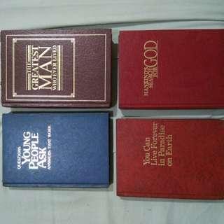 Religious story books HARDBOUND