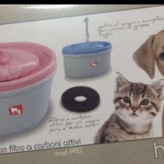 Water pet feeder - In stock