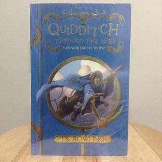 Quidditch Through The Ages by J.K. Rowling [Harry Potter]