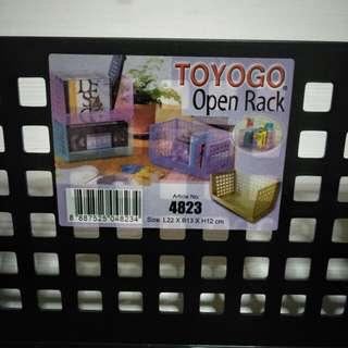 Toyogo Open Rack