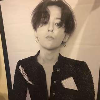 G-Dragon Chanel 海報