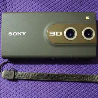 Sony Bloggie 3D Full Hd 攝影機( 99%new )